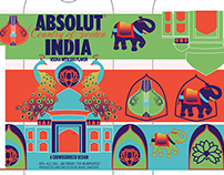 Absolut INDIA competition