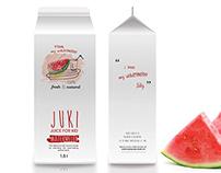 JUKI Juice Packaging