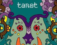 Indonesian Tarot Card Cover