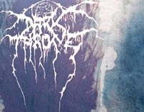 Darkthrone - Ravishing Grimness vinyl cover