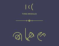 Oculta Font   Experimental Typography