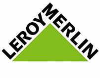 LEROY MERLIN in store ambiental propoasals