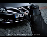 VW The Force Spoof - Grand Spoof AdFel competition
