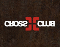 Crossclub.cz – redesign of industrial music club web
