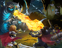 Ring of Legends marketing material