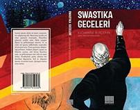 Swastika Night Book Cover Illustration