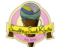 Something Sweet Knits Logo