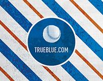 TrueBlue Sales Partners Appreciation Invitation