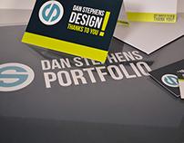 Dan Stephens Design — Portfolio Collateral