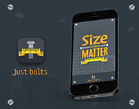 JUST BOLTS  GAME APP