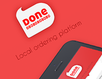 DONE - Local Ordering Platform
