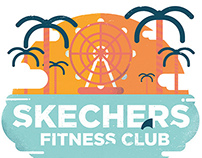 Skechers Fitness Club Illustration