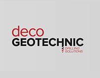 Deco Geotechnic Branding