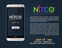 Nitco Mobile apps