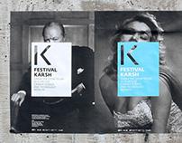 Festival Karsh / Branding
