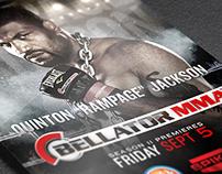 Bellator MMA | Spike TV Internship
