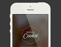 Cookit! App Design