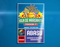 Animación Logo Margarita - Fiba