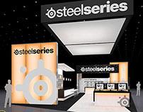Steel Series 30' x 50' Island Exhibit