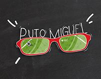 Branding Puto Miguel
