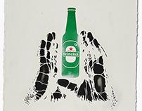 HEINEKEN _ THE LEGENDARY POSTERS ● 2014