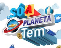 Planeta/Palmas - Só a Planeta tem