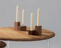 HEAL's Discovers 2011 - Nesting Candlesticks