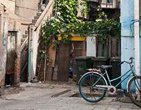 Observation of daily life in Qingdao, China