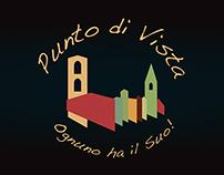 """Restyling Logo """" Punto di Vista"""", Perugia 2014"""