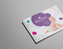 Projeto Gráfico - Catálogo Infantil