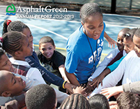 Asphalt Green Annual Report 2013 Cover Spread_1