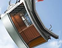 Elevator - Fiat Adventure Idea