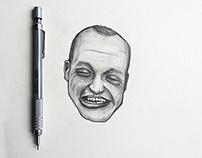 Random sketches and illustrations