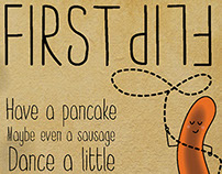 First Flip Pancake Breakfast