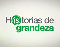 IS - Historias de Grandeza