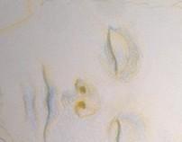 Sketch: Ryland Sleeping