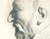 Bargue Drawing Course: Cardinal de Birague