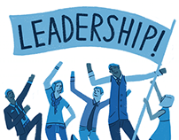 Corporate Culture Illustrations