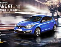 "Renault MEGANE GTline ""ALGERIA"""