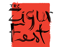TRCZigurFest14, Artwork