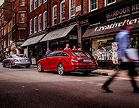 Mercedes Benz, London #3
