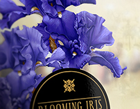 shower gel iris