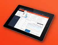 UI/UX - Marketer Dashboard