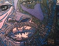 "Contemporary Art: ""Tribute to: Chris Ofili"""