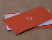 DENTIST - BUSINESS CARDS
