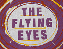 THE FLYING EYES gigposter