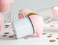 Greedy Piggy Bank