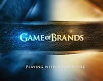 Game of Brands | Playing With Ice and Fire