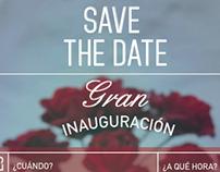 Inauguration Invitations