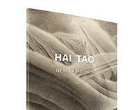 """Exhibition Catalog, """"Hai Tao: New Paintings"""""""